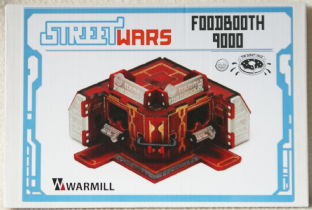 Warmill 28mm WM-242312 Food Booth 9000 'The Donut Hole'